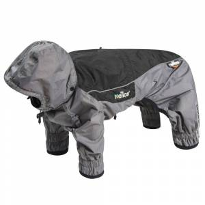 Pet Life Dog Helios 'Arctic Blast' Full Bodied Winter Dog Coat w/ Blackshark Tech (Small - Black)
