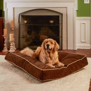 Happy Hounds Busby Cocoa Dog Bed (Medium)