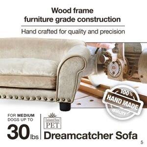 Enchanted Home Pet Dreamcatcher Carmel Pet Bed (Dreamcatcher - Carmel)