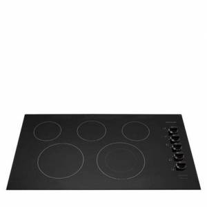 FRIGIDAIRE 36 IN Electric Cooktop (Silver)
