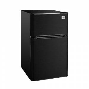 Curtis - Fr870 - 3.2 Cu Ft Black Mini Fridge