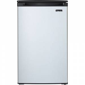 Magic Chef Energy Star 4.4-Cu. Ft. All Refrigerator in Stainless Steel