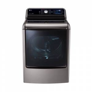 LG Mega Large Capacity TurboSteam Dryer (DLEX7700VE)