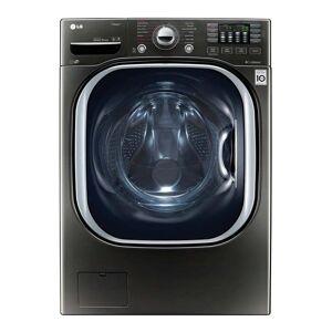 LG WM4370HKA 4.5 cu. ft. Ultra Large Capacity TurboWash® Washer w/ NFC Tag On in Black Stainless Steel (WM4370HKA)