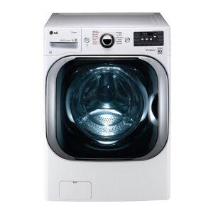 LG WM8100HWA 5.2 cu. ft. Mega Capacity TurboWash® Washer with Steam Technology in White (WM8100HWA)