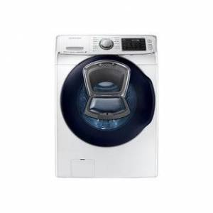 Samsung WF7500 5.0 cu. ft. AddWash? Front Load Washer (White)