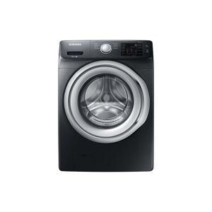 Samsung WF5300 4.5 cf FL washer w/ VRT Plus (2018) (Silver)