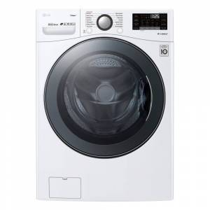 LG WM3900HWA 4.5 cu.ft. Smart wi-fi Enabled Front Load Washer with TurboWash 360 Technology - White