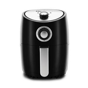 Elite EAF-801 2.3-Qt. Air Fryer, Black (Variable Temperature Control - Black - Plastic)