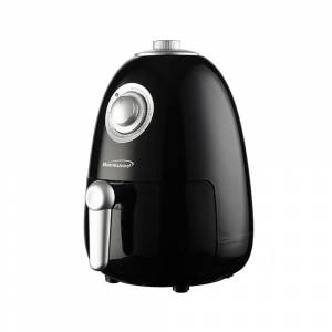 Brentwood AF-200BK 2 Quart Small Electric Air Fryer with Timer & Temp. Control, Black