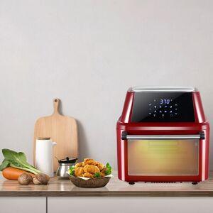 Overstock Kitchen Appliances 120V 16 L Air Fryer 1800W (Red)