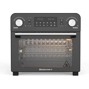 Overstock Elite Gourmet  23L Digital Air Fryer Oven Black EAF9310 (Black)