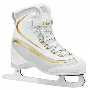 Lake Placid Everest Women's Soft Boot Figure Ice Skate (8)