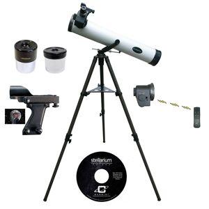 CASSINI 800mm x 80mm Astronomical Reflector Telescope + Elctronic Focus HandBox Kit (800mm x 80mm Astronomical Reflector Telescope)