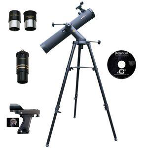 CASSINI 1100mm x 102mm Tracker Reflector Telescope Kit