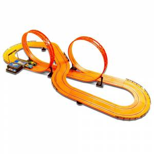 Hot Wheels Electric 20.7-foot Slot Track (5-7 Years)
