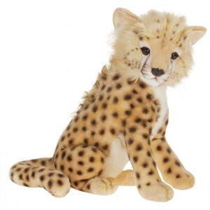 Hansa Cheetah Cub Plush Toy (1)