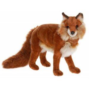 Hansa Standing Red Fox Plush Toy (1)