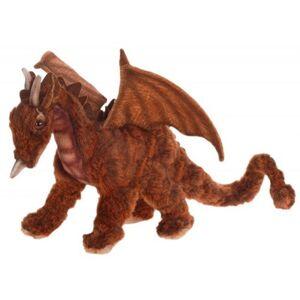 Hansa Miniature Great Dragon Plush Toy (1)