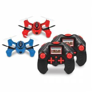 World Tech Toys Nexus 2.4GHz 4.5CH Camera RC Laser Battle Drone (Multi)