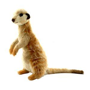 Hansa 13 Inch Plush Adult Meerkat (1)