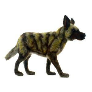 Hansa 15.75 Inch Plush African Wild Dog (1)