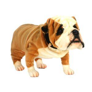 Hansa 30 Inch Plush British Bulldog (1)