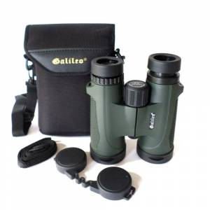 Galileo 10X42mm Waterproof/Fogproof Binoculars
