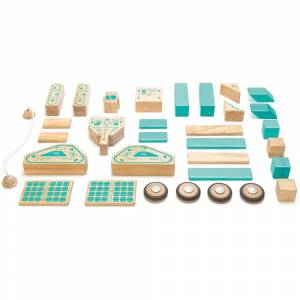 Tegu Magnetron, Wooden Block Set