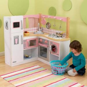 KidKraft Grand Gourmet Kitchen (Grand Gourmet Kitchen)