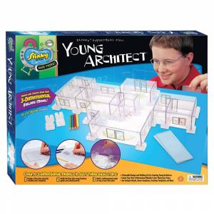 Poof Young Architect Building Set (Young Architect)