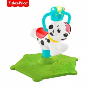Fisher-Price Bounce and Spin Puppy (12 - 24 Months)