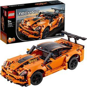 Lego Technic Chevrolet Corvette ZR1 42093 Building Kit (579 Pieces) (8-11 Years)