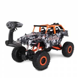 NKOK Mean Machines 4x4 Offroad Xtreme Jeep Wrangler Unlimited RC (5-7 Years)