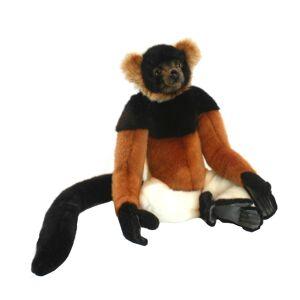 Hansa 13 Inch Plush Madagascar Lemur (1)