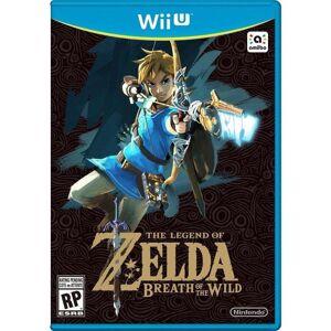 Nintendo Legend of Zelda: Breath of the Wild - WiiU