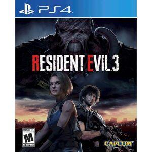 Capcom Resident Evil 3 Remake PS4