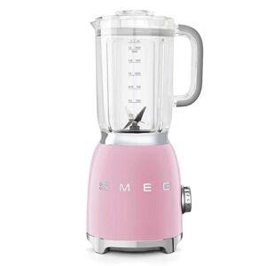 Smeg 50s Style Blender, Pink