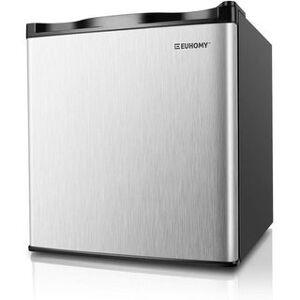 Overstock Euhomy Mini Freezer, Energy Star 1.1 Cubic Feet Single Door Countertop