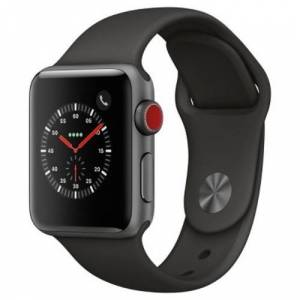 Apple Series 3 38mm Smartwatch - Space Gray (MR2W2LL/A)