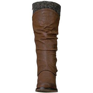 Muk Luks Women's Bianca Fashion Boot - Brown - Size: 7 (0016660200-7)