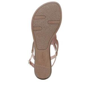 Fergie Women's Core Superb Thong Sandals - Blush - Size:8