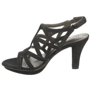 Naturalizer Women's Danya Dress Sandals - Black - Size: 8