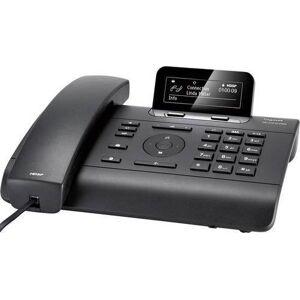 Siemens Gigaset Pro DE310 IP PRO Headset connection - Black