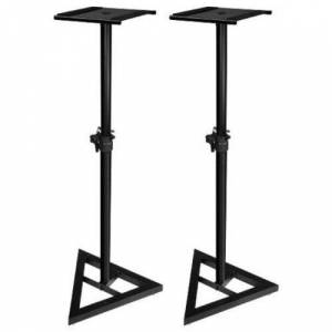 Ultimate Support Music Products Ultimate Support Ultimate Jamstands Studio Monitor Stand Pair - Black Ultimate Support Music Products