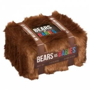 Bears VS Babies Card Game for Kids - Great Gift Idea