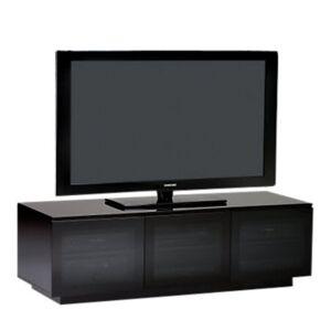 BDI Mirage TV Stand 8227 - Black - 8227-GLOSS BLACK-NM