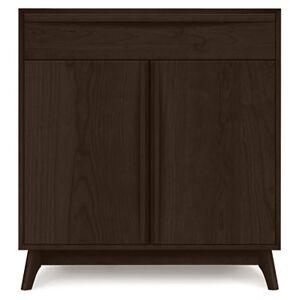 Copeland Furniture Catalina 1 Drawer 2 Door Buffet - Cherry - Wood - CP-6-CAL-30-53