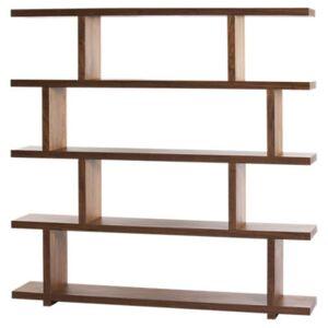 """Moe's Miri Large Shelf by Moe's - White - 63"""" h x 63"""" w x 11"""" d - Wood"""