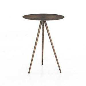 Four Hands Sunburst End Table by Four Hands